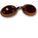Защитные очки (без резинки)